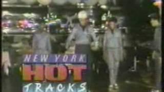 Run DMC on New York Hot Tracks 1983