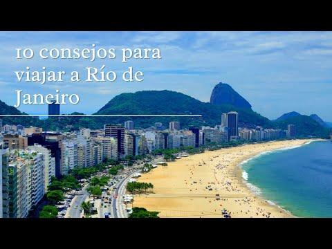 10 consejos para viajar a Río de Janeiro
