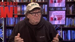"Michael Moore: Are We Going to Be Like the ""Good Germans"" Who Let Hitler Rise to Power?"
