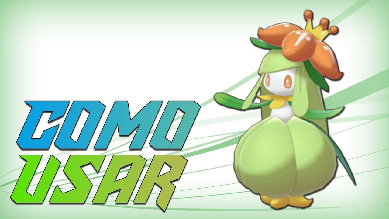 COMO USAR LILLIGANT! | Pokémon Sword & Shield Competitivo