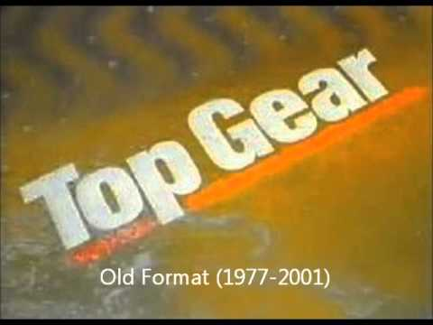 Top Gear Theme Tune Old and New Version