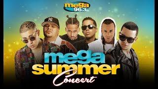 MEGA SUMMER CONCERT 2017 MADISON SQUARE GARDEN