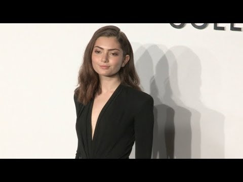 Emily Robinson, Mark Zhao and  more at Michael Kors Photocall
