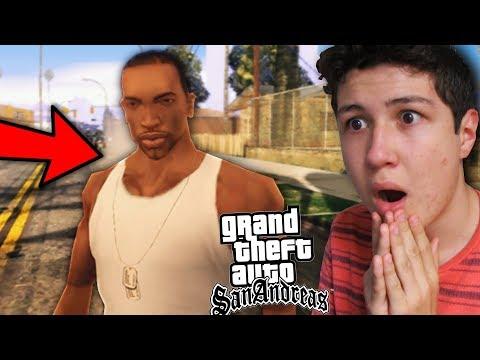LOS MEJORES MODS PARA GTA SAN ANDREAS!! 2018 - Grand Theft Auto SA