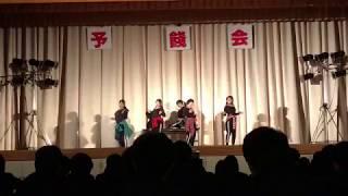 防弾少女団  の第2弾です!! ガシナとLips&hips踊りました。