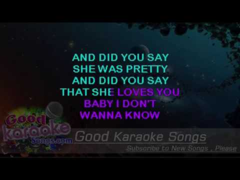 Silver Springs -  Fleetwood Mac (Lyrics Karaoke) [ goodkarao