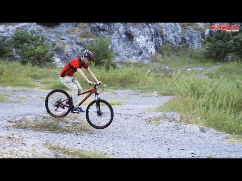 Đánh giá xe đạp địa hình Fornix XC