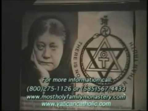 Satan, the Beast, and the False Prophet - Part 2 - Where Did Blavatsky Get The Secret Doctrine