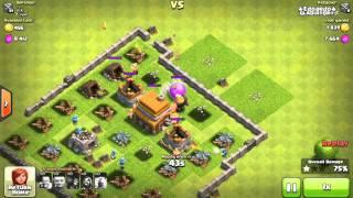 Clash of Clans - Tehnica de atac(liga de argint)