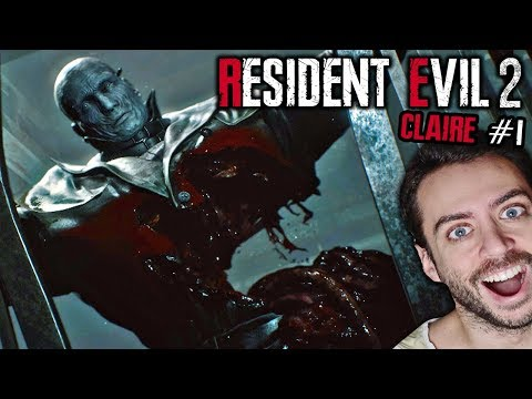 ¡CÓMO MATAR A TYRANT MUCHO ANTES DEL FINAL! | Resident Evil 2 Remake | Claire # 1