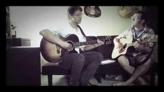 (1110) Chris Koza & Zachary Scot Johnson The Boxer Simon & Garfunkel Cover Thesongadayproject Paul