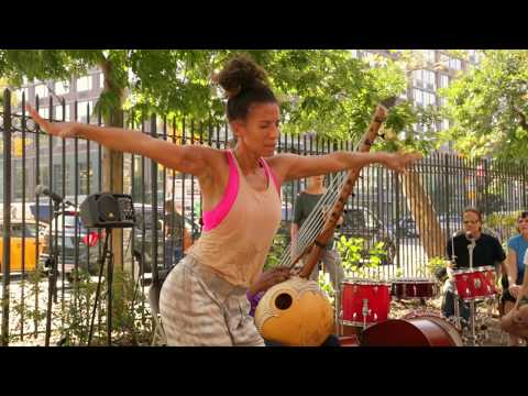 Miriam Parker & William Parker - at First St. Green / Arts for Art - Sept 24 2017