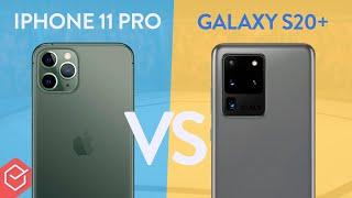 Galaxy S20 Ultra vs. iPhone 11 PRO MAX - quem é o melhor? | Comparativo!