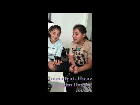 Tuana Dilekci feat. Hicaz Dilekci -  yüreğim davacı (Çağatay Akman) (Music by. TekSilahTuncay)