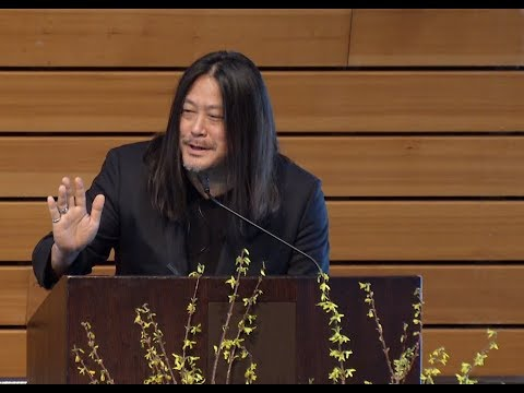 Griffin Lecture 2019: Kaiser Kuo on Technology Tensions in the U.S.-China Relationship