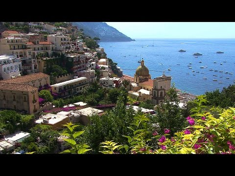 FOOTLOOSE IN ITALY III ~ HD travel guide video 3 Naples Sorrento Amalfi Coast Capri