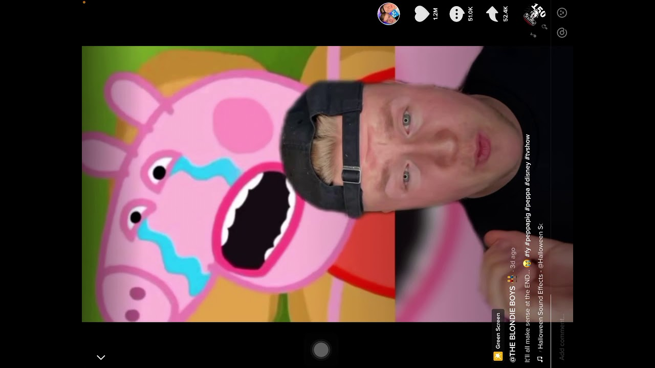The True Story All About Peppa Pig The End Will Shocked You Scary Youtube