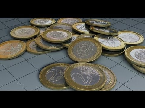 Modeling a euro coin in 3DsMax - Part 2