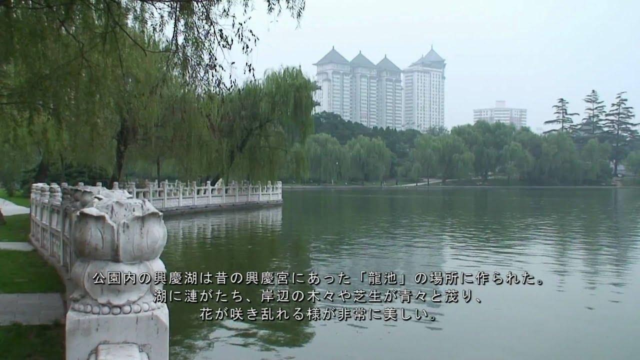興慶宮公園(こうけいきゅうこう...