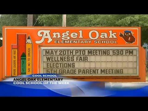 Cool School: Angel Oak Elementary School