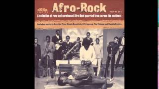 Afro Rock Vol.1 (A Collection Of Rare And Unreleased Afro-Beat Quarried From Across The Continent)