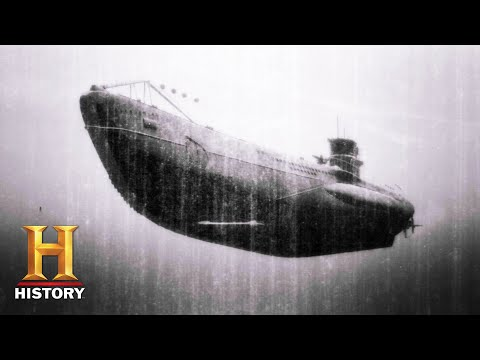 History's Greatest Mysteries: Shipwrecked WWII Gold in Lost