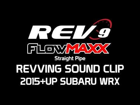 Rev9 CB-1525A Revving Sound Clip - Subaru WRX 2015+