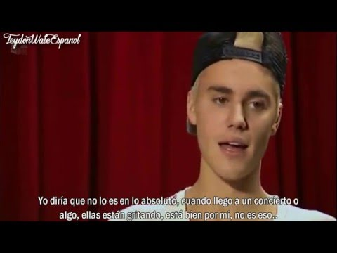 Justin Bieber interview for Radio Live with Paul Henry Subtitulado en Español