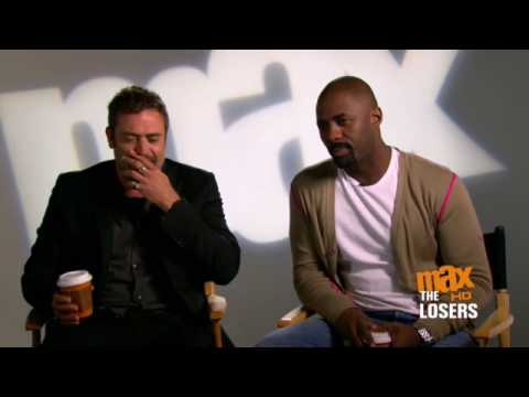 The Losers: MAX Exclusive (Cinemax)