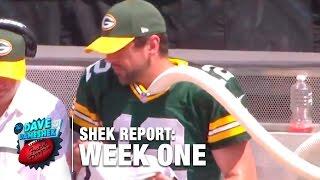 Top 4 Fails (Week 1) | The Shek Report | NFL
