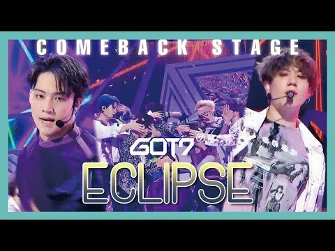 Comeback Stage GOT7 - ECLIPSE   갓세븐 - ECLIPSE  Show  core 20190525