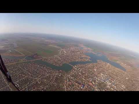 Тимашевск с высоты Южное направление