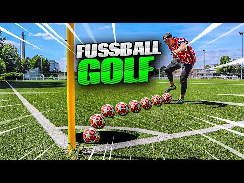 ULTIMATIVE FUßBALL GOLF CHALLENGE !