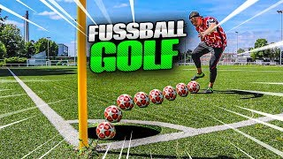 ULTIMATIVE FUßBALL GOLF CHALLENGE