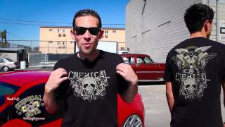 Chemical Guys Detailing Troops T-Shirt - Unique Lifestyle Wear Made in California