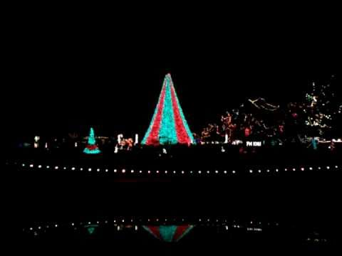 Yukon Ok Christmas Lights.Christmas Lights In Yukon Ok Youtube