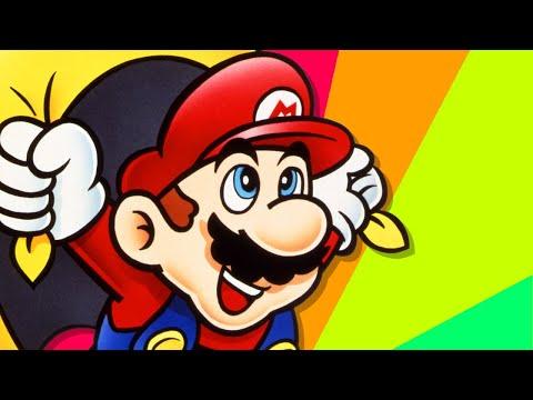 Super Mario World Hacks - Mike Matei Live