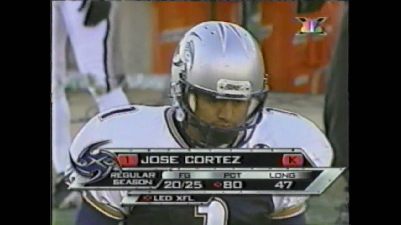 9 Crazy Things You Forgot About The Original Xfl
