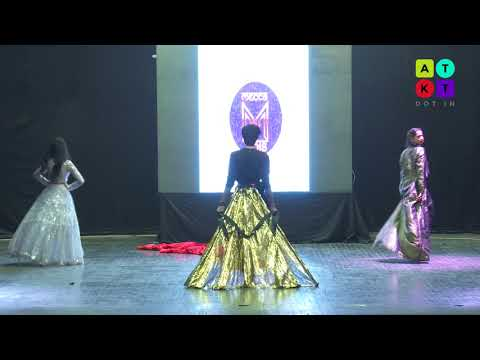 Ardhnarishvara | Themed Fashion Show by Dyal Singh College Students | Mecca 2018