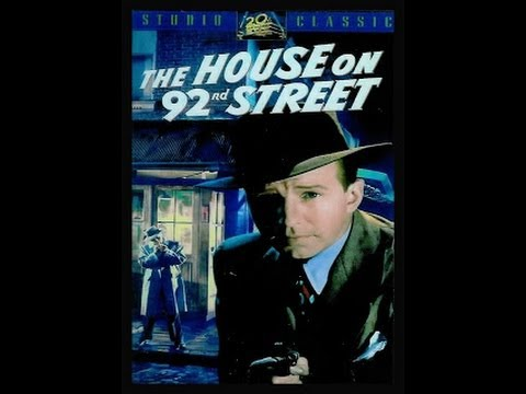 The House on 92nd Street-1945 film