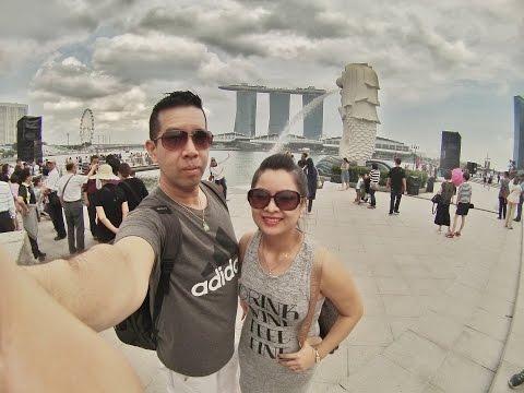 Singapore   Pattaya   BangKoK   GoPro Travel 2017