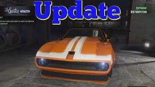 GTA 5 UPDATE NEW CAR ***Schyster Deviant ***