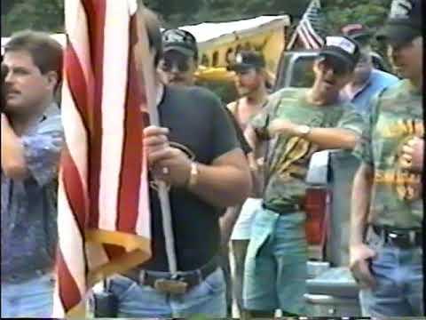 UMWA Coal Miners Strike In Boone County, W.Va.