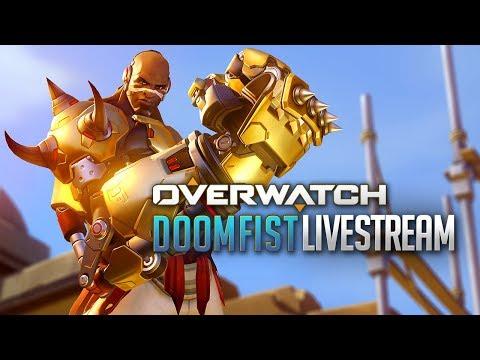 Doomfist Is Finally Here On Overwatch PTR