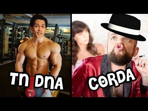 Jean-Marie Corda VS Tv Dna