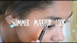 Summer Makeup Look - 2014 Thumbnail