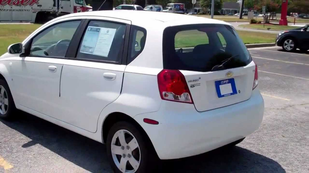 2008 chevrolet aveo ls from jc lewis ford in savannah ga youtube. Black Bedroom Furniture Sets. Home Design Ideas
