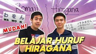 Belajar Bahasa Jepang 1 | Huruf Hiragana Lengkap