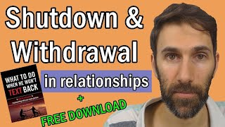 Aspie Shutdown and Withdrawal: Dealing with Sudden Emotional Withdrawal in Relationships