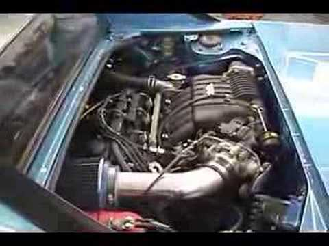 Toyota Mr2 V6 Supercharged AW11 Startup - YouTube